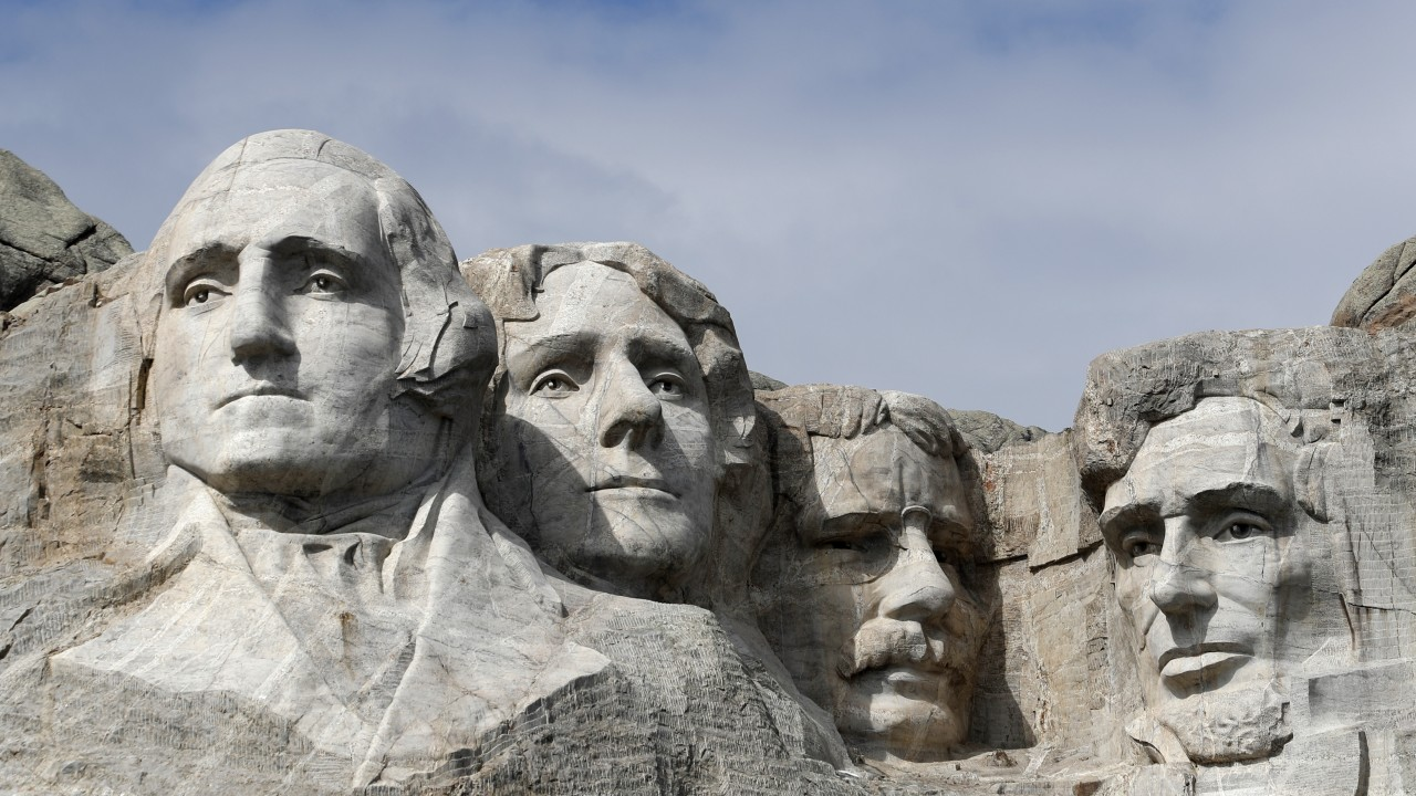 There is a New Face on Mt. Rushmore