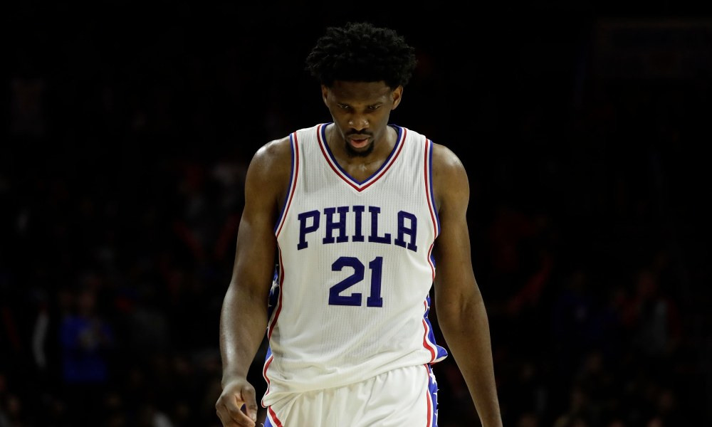 """""""I'm Still Really Unhappy"""" Says Joel Embiid, Proving He Is Truly One of Us"""