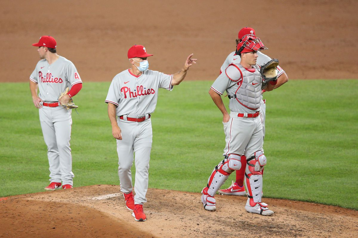 The Phillies Bullpen Has Taken Every Last Gasp Of Air Out Of The Team, And Its Fans