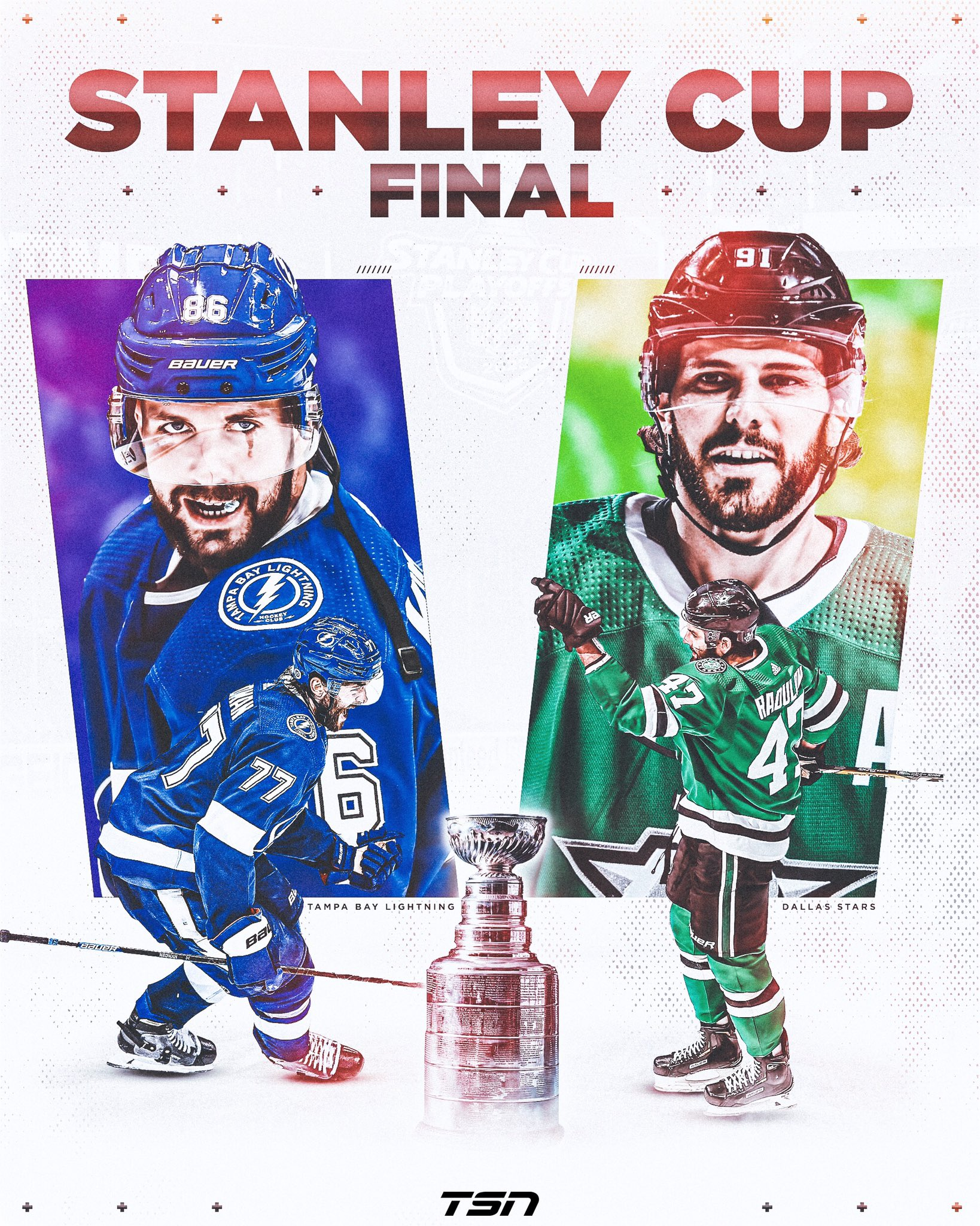 The Stanley Cup Final Is Set