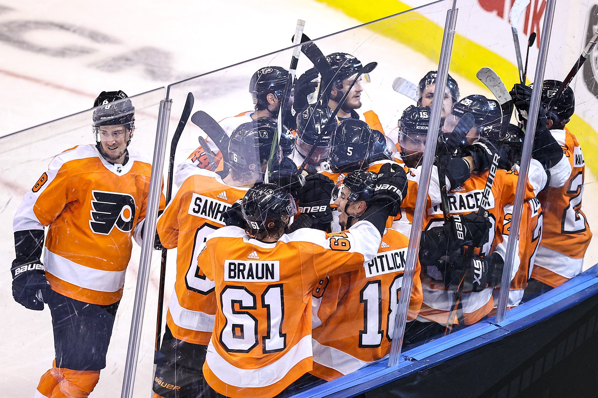 Flyers Force Game 6!