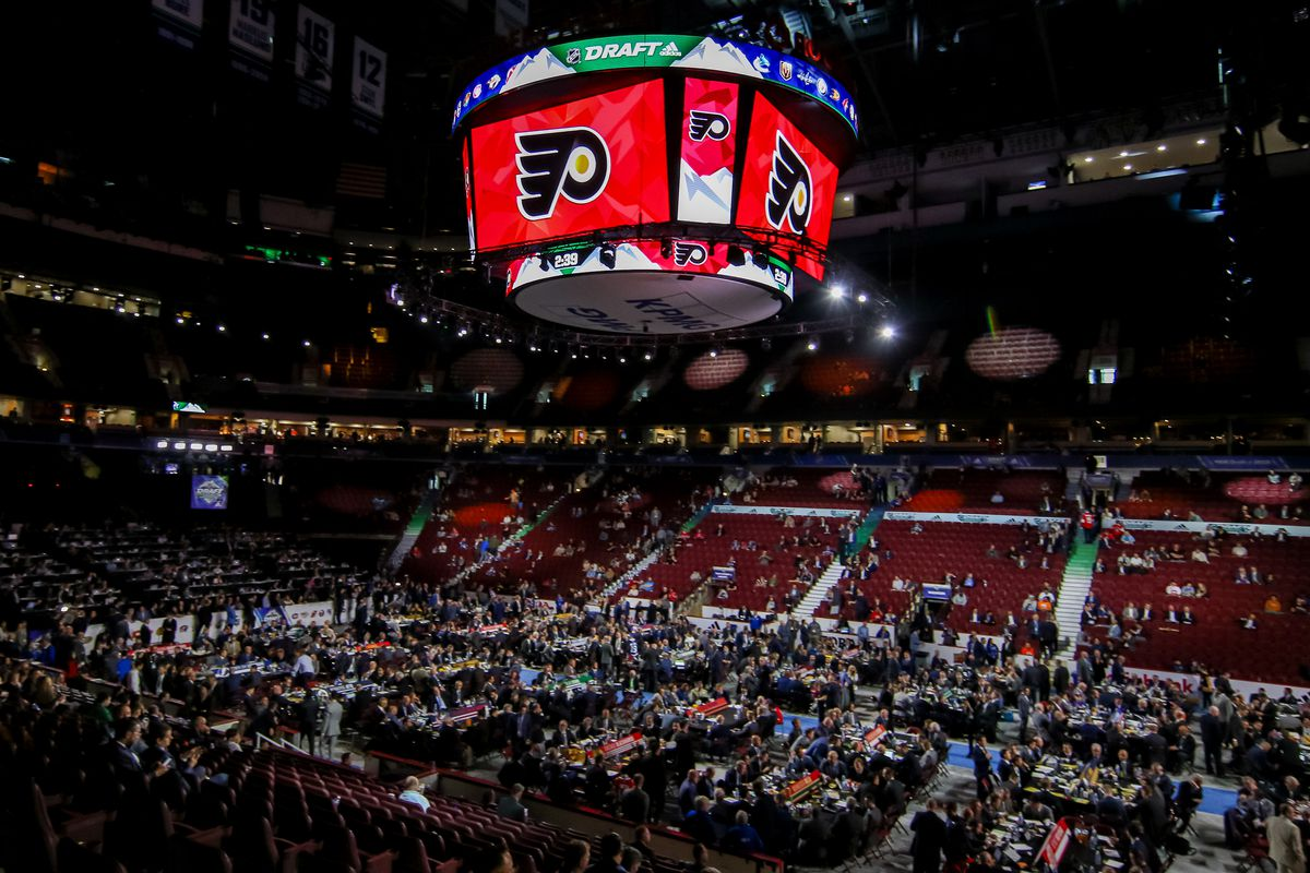 The Flyers Should Trade The 23rd Pick