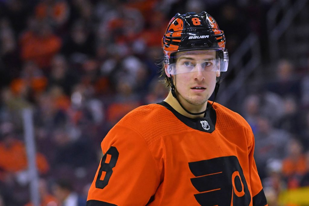 Flyers Re-Sign Hagg