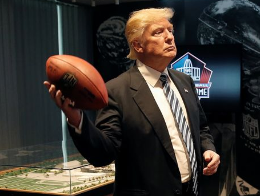 Donald Trump Says He Is Going Bring Back The Big Ten Immediately