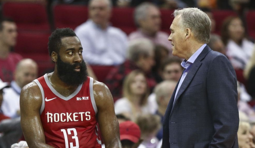 James Harden And Mike D'Antoni Could Be On Their Way To Philly Together