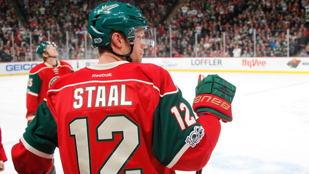 Eric Staal Is A Huge Win For Buffalo