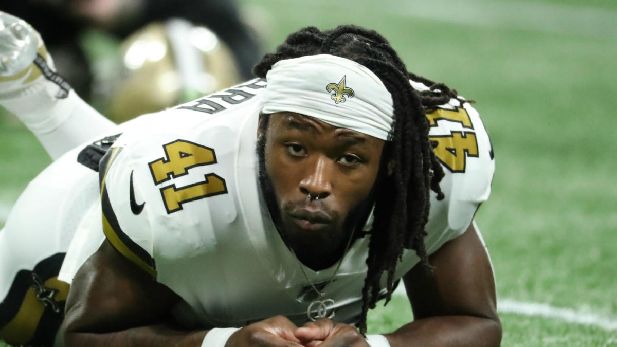 The Saints Are Open To Trading Alvin Kamara For Some Reason