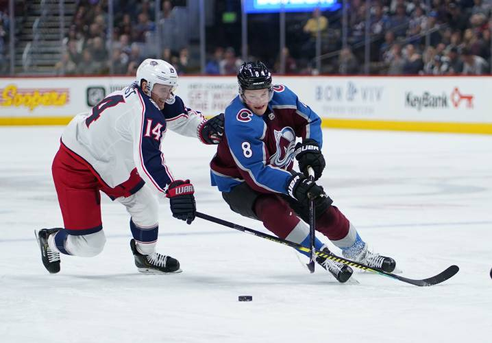 Cale Makar Wins Rookie Of The Year