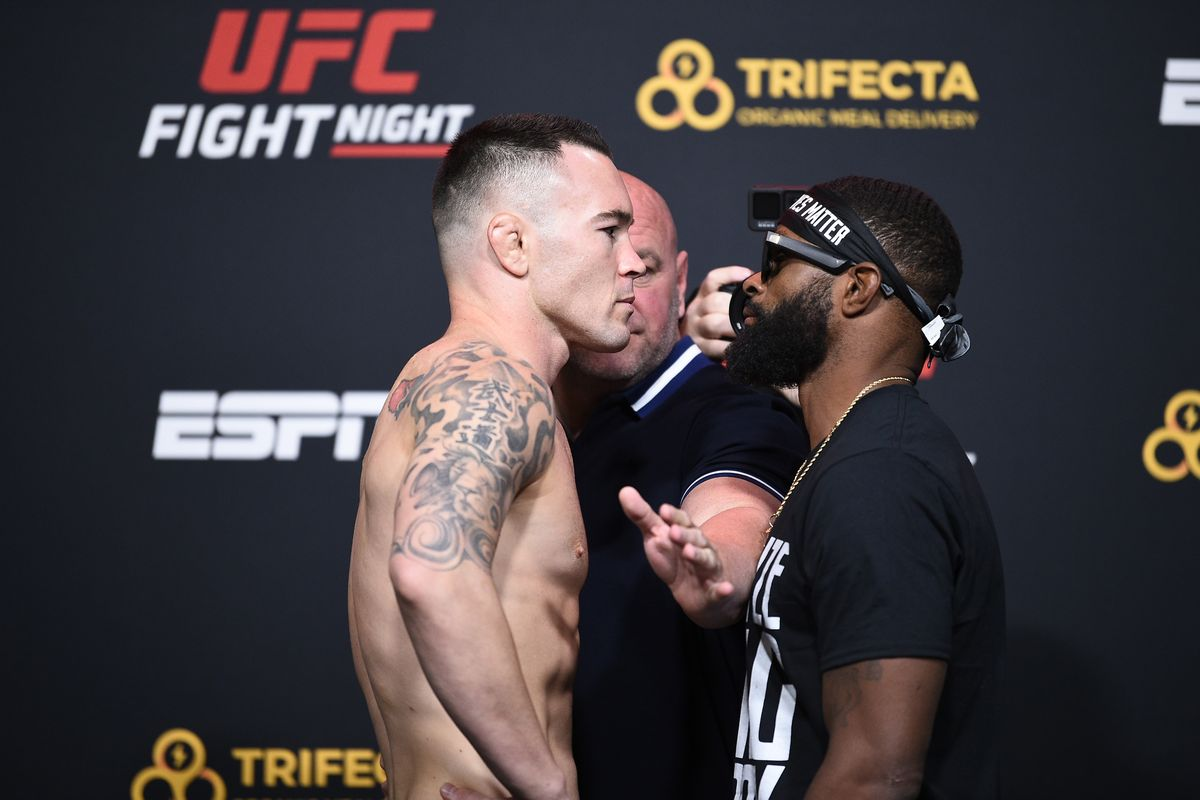 What To Expect From UFC Vegas 11: Covington vs Woodley