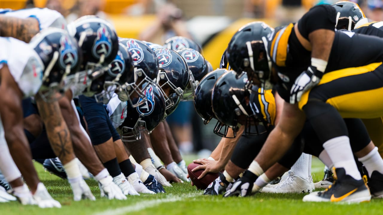 Steeler And Titans Game Has Been Postponed