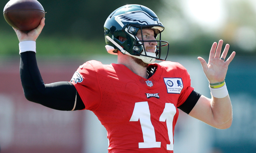 Best Sights & Sounds from Eagles Inter-Squad Scrimmage