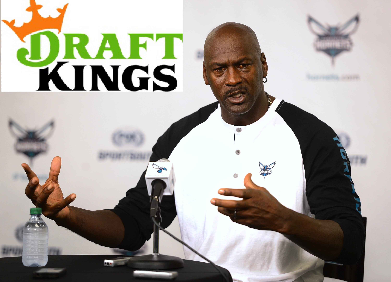 The GOAT, Michael Jordan Buying Into  Draft Kings.