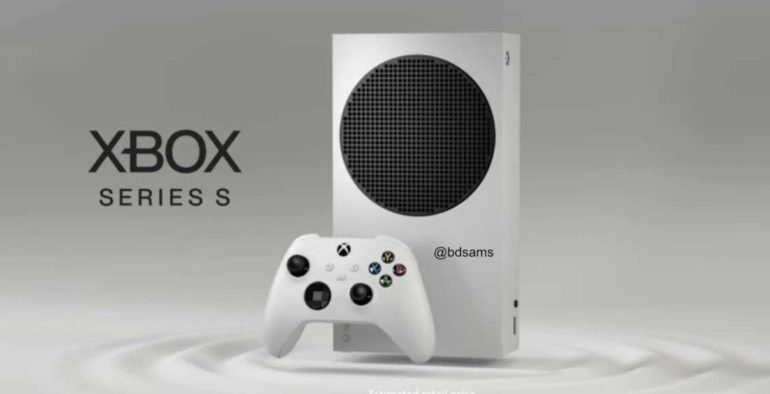 Xbox Series S Price Revealed