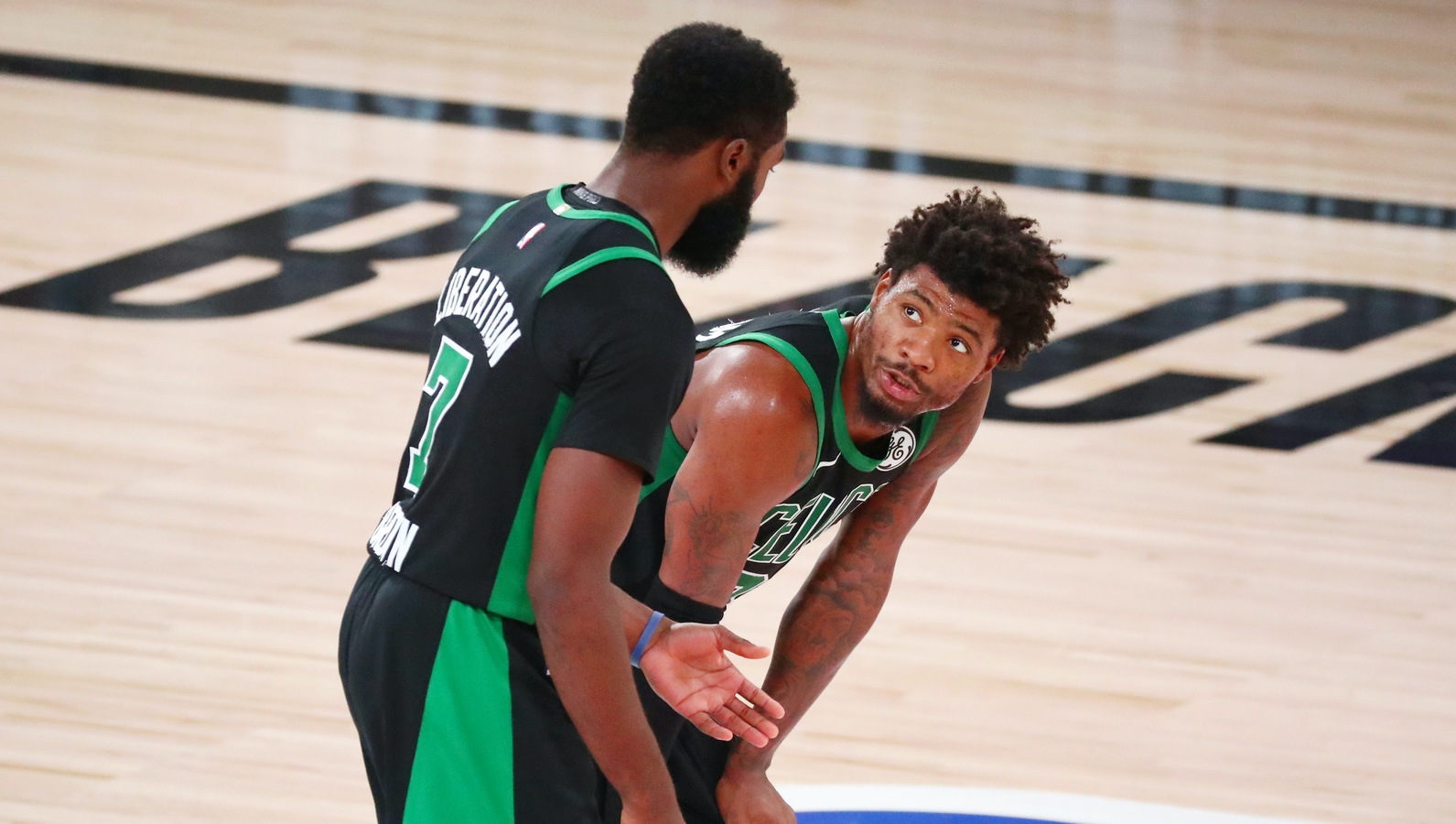 Breaking Down The Celtics Locker Room Fight