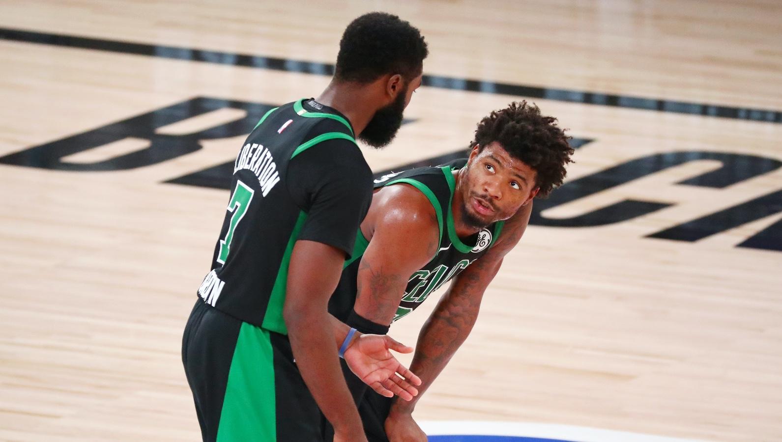 Breaking Down The Celtics Locker Room Fight