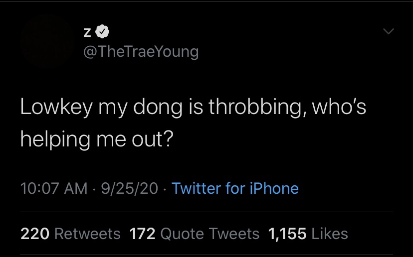 Quarantine Has Trae Young SUPER Horny