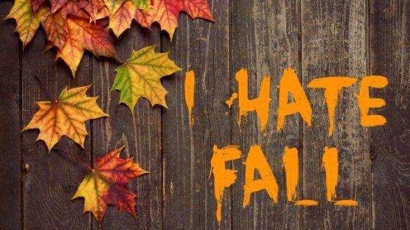 Fall Sucks