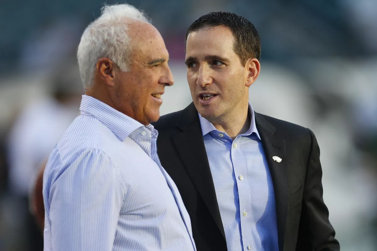 The Time Has Come For Jeffrey Lurie To Take Away Football Operations From Howie Roseman, And Here's Why