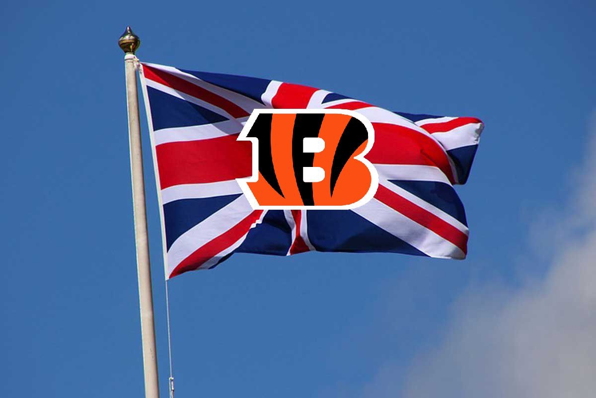 The Bengals Have Fans Across The Pond? Awesome!