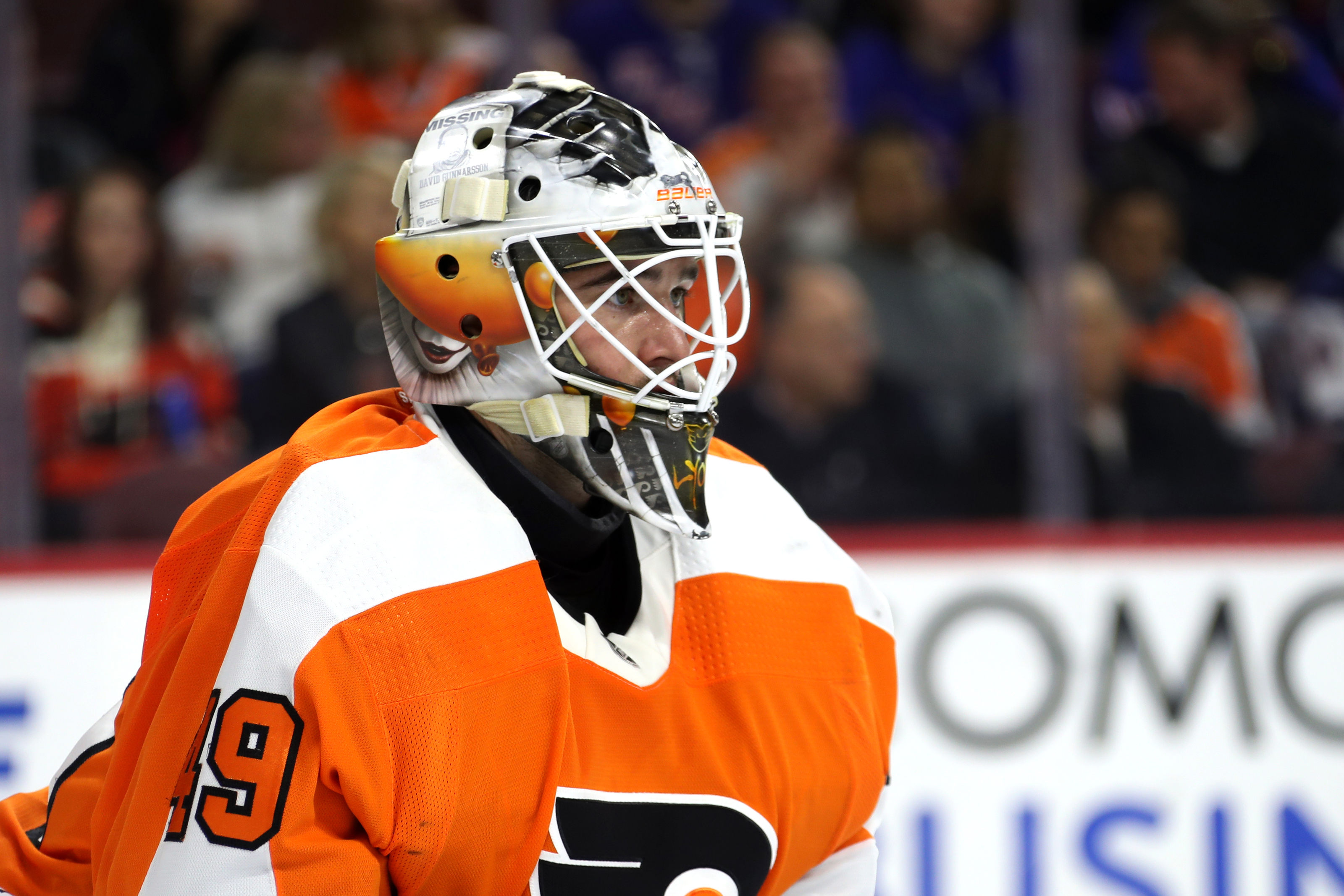Flyers Goalie Avoids Free Agency