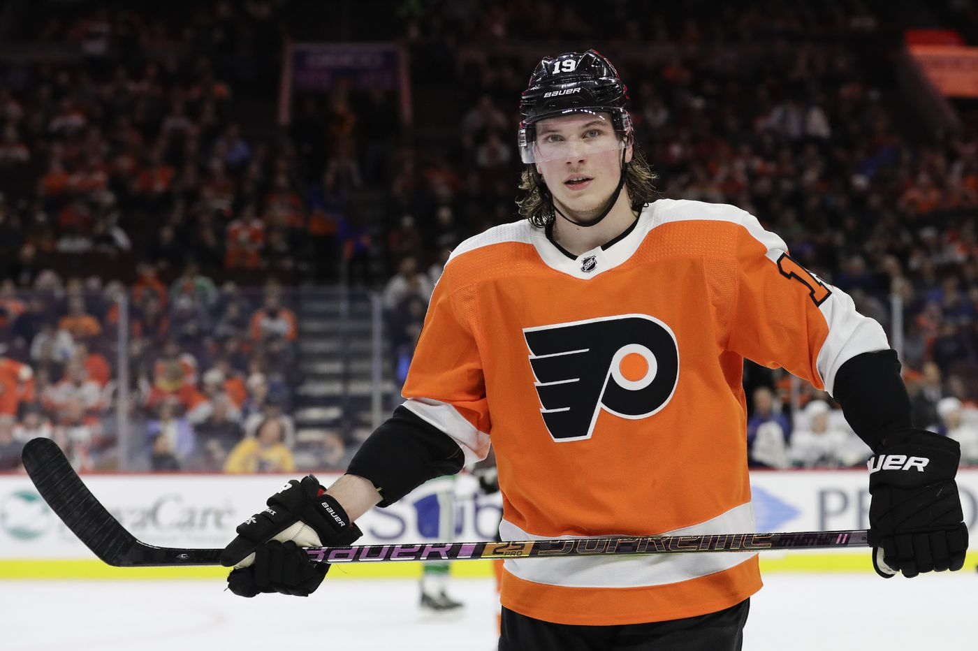 Happy Friday: Flyers Sign Nolan Patrick