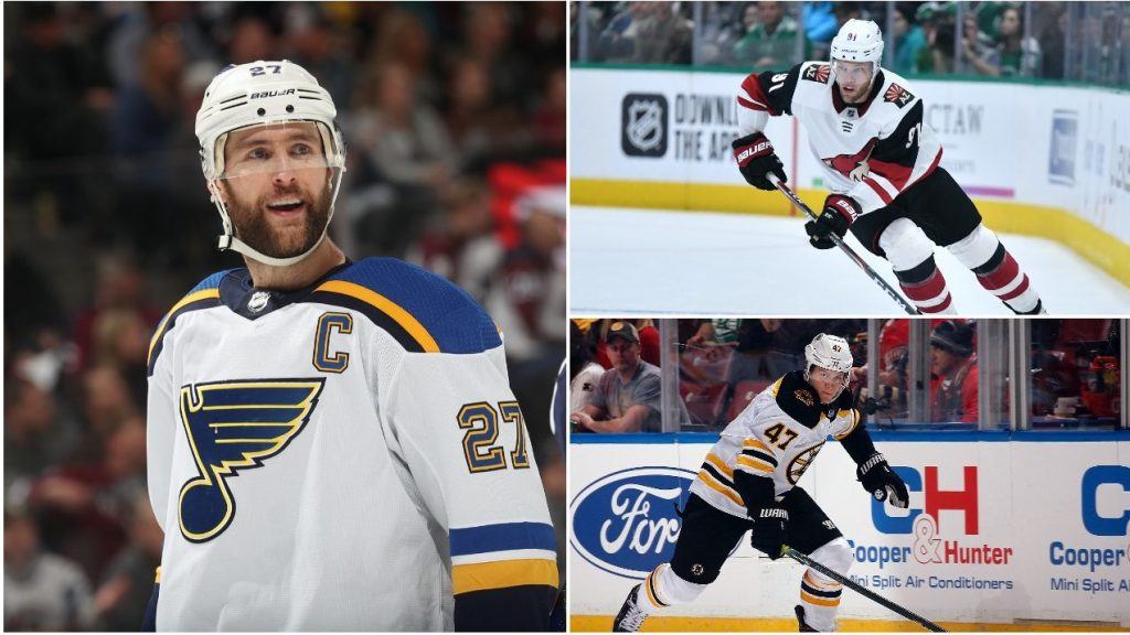 Flyers Free Agent Targets