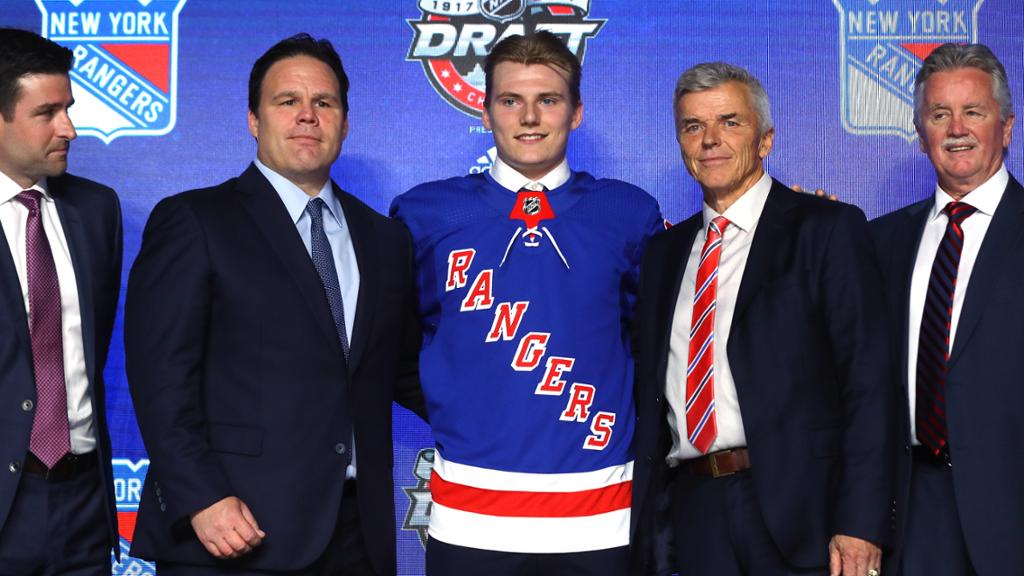 Rangers Trade Former 7th Overall Pick