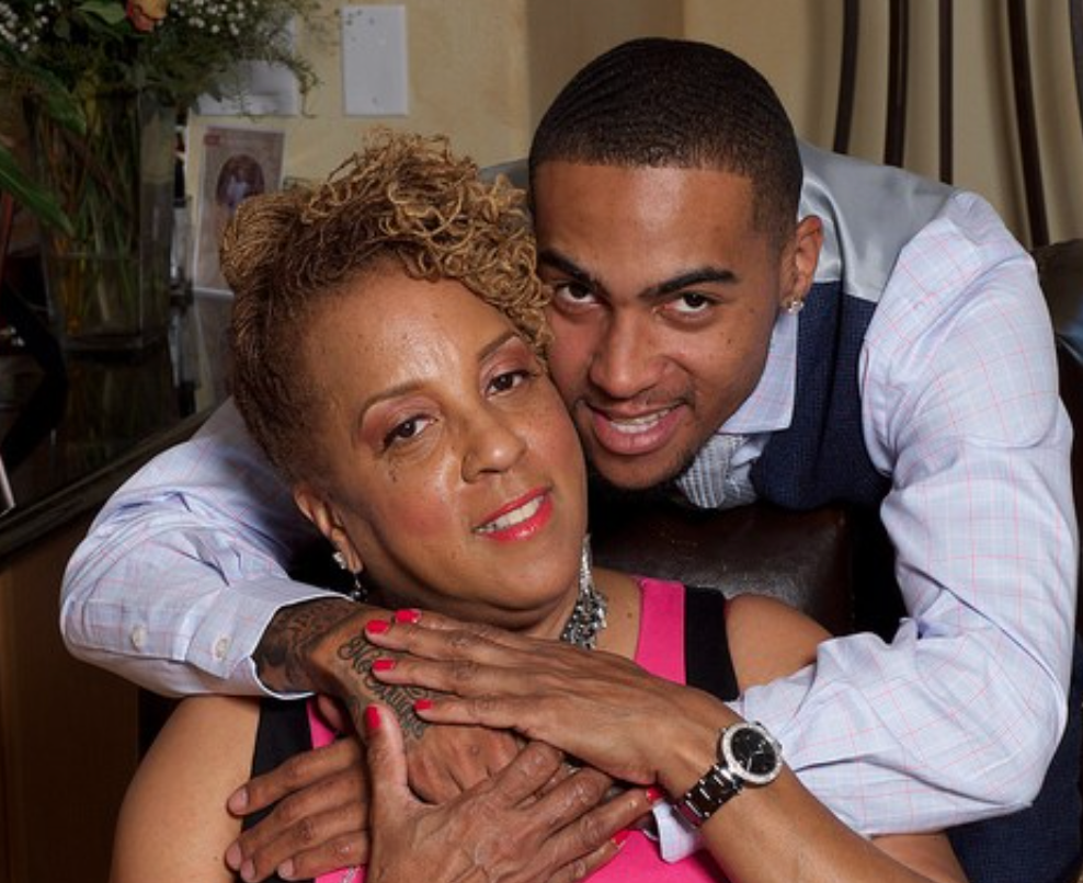 DeSean Jackson's Mom Just Dunked On AJ