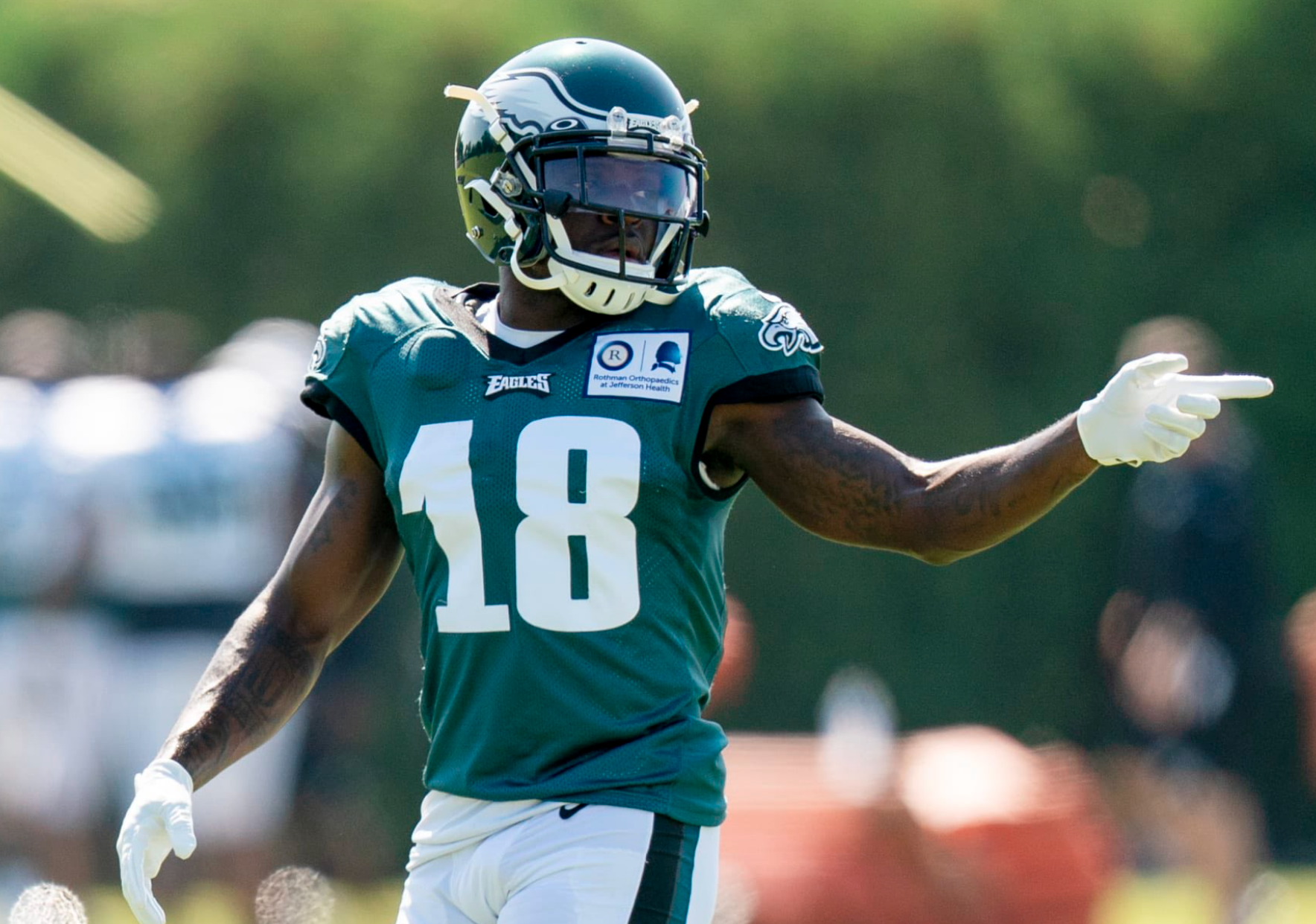 Jalen Reagor Has Been Activated And Could Be Back Vs The Cowboys