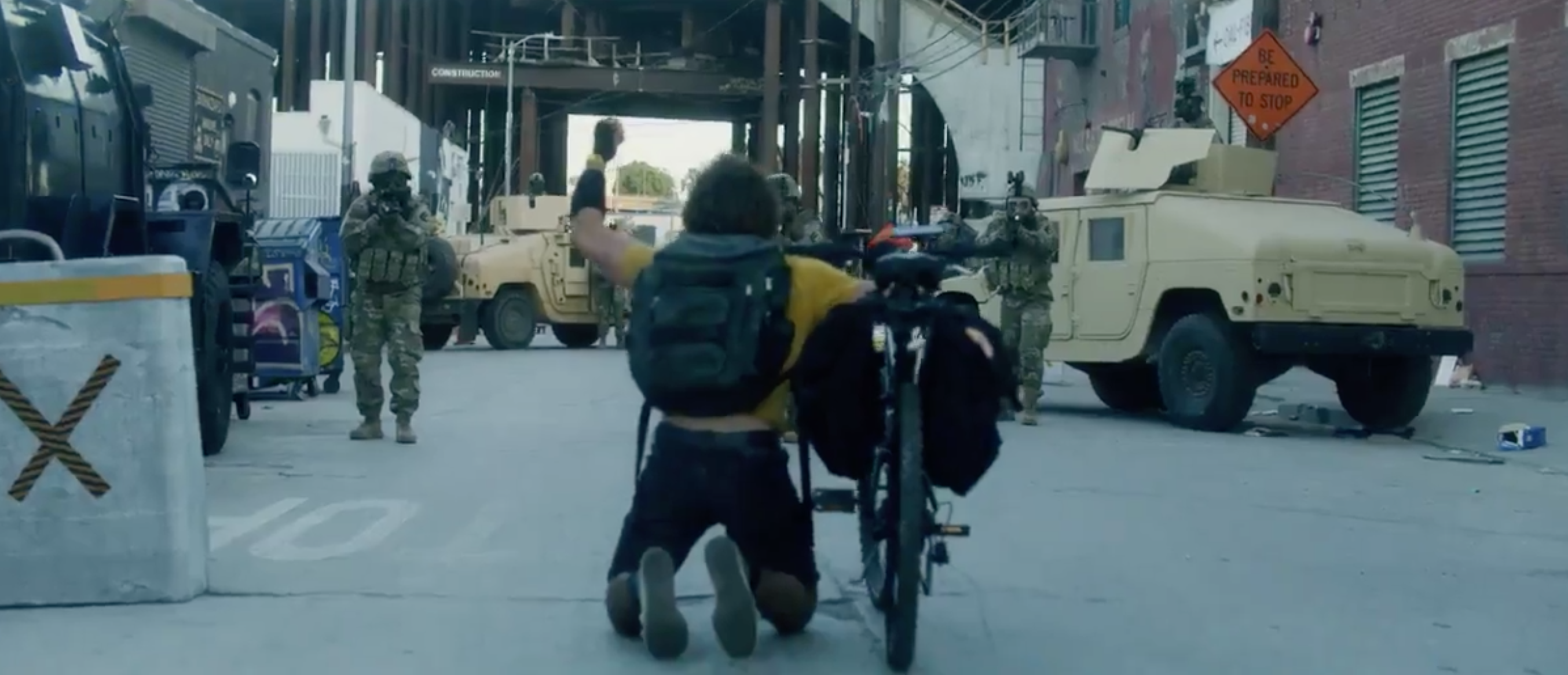 People Are Very Upset About The New Michael Bay Movie, 'Songbird'