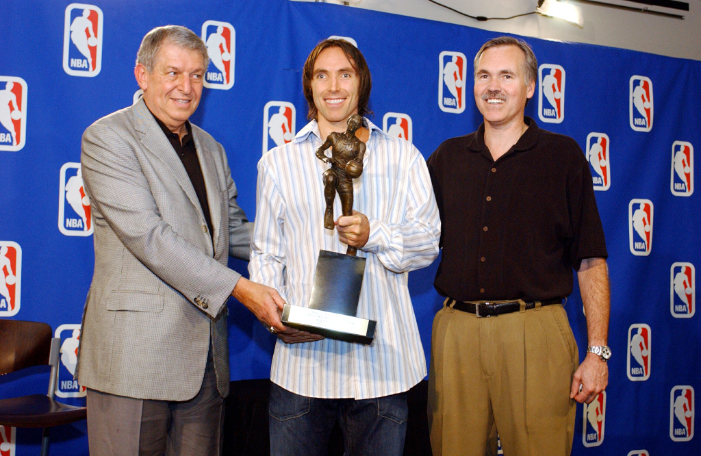 The Mike D'Antoni Effect: Transforming Steve Nash Into An MVP
