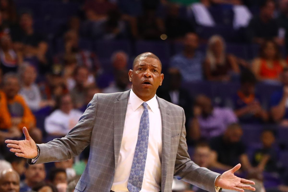 Sixers Hire Doc Rivers But They Still Need To Do More