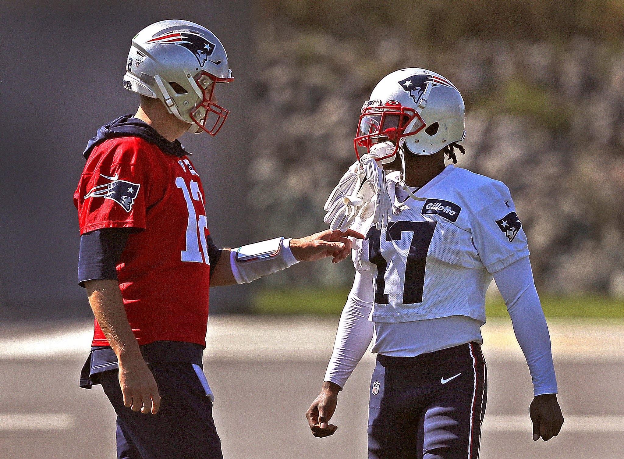 Tom Brady And Antonio Brown Reunite At Last?