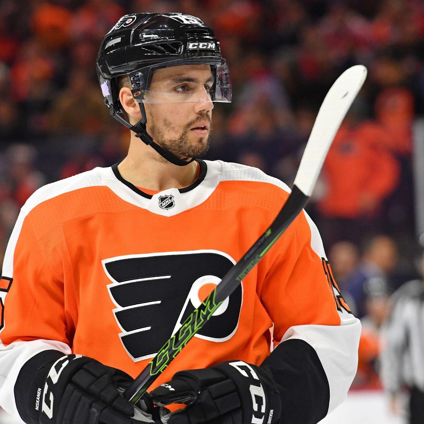 BREAKING: Flyers Niskanen To Retire?