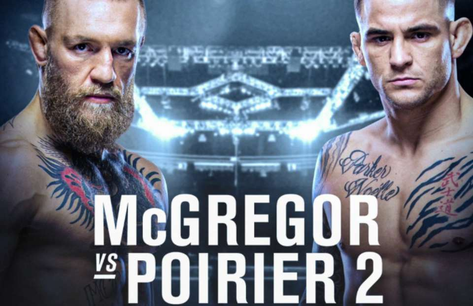 McGregor vs Poirier Rematch Set