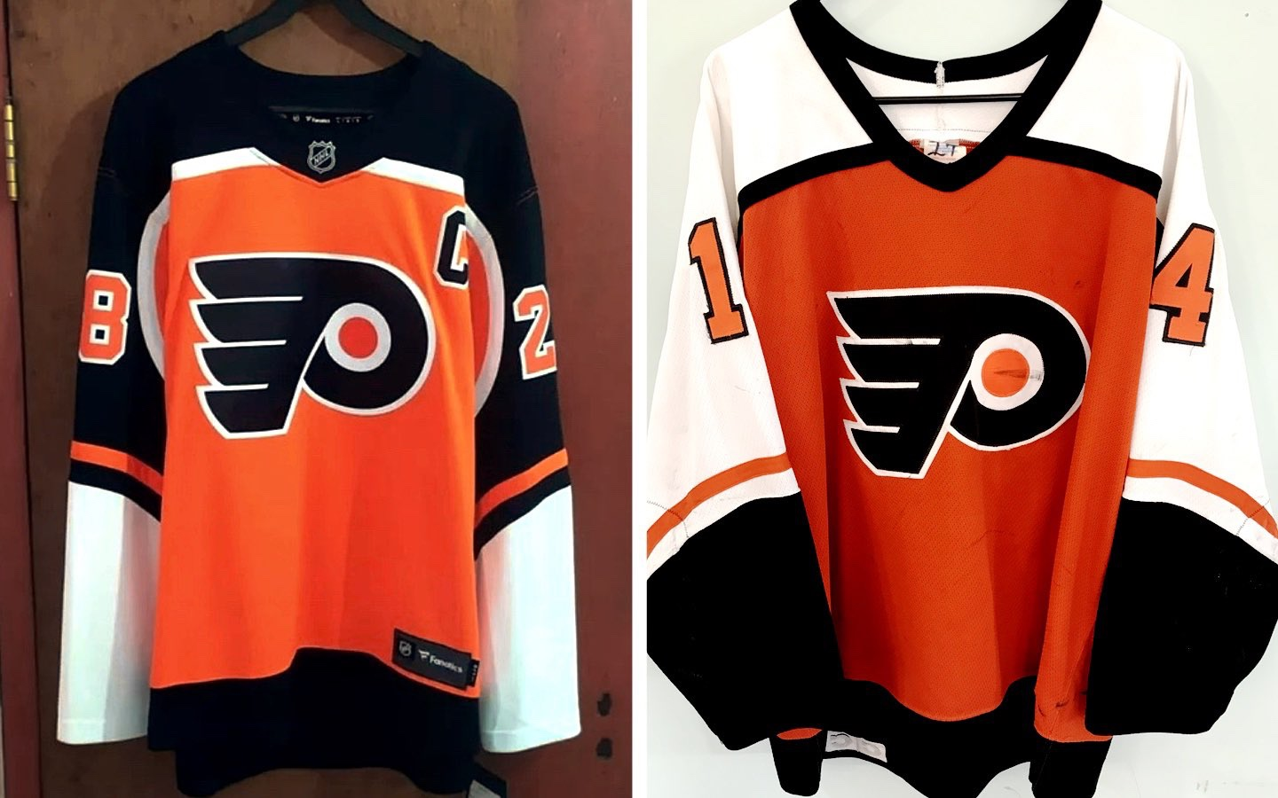 The Flyers Should Bring Back These Jerseys Instead…