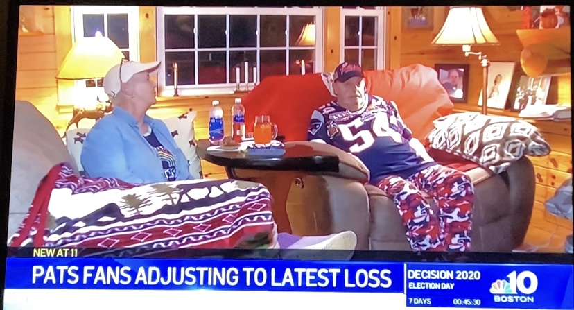 These Patriots Fans Are Reacting Too Sanely To Their Team Sucking For The First Time In 20 Years
