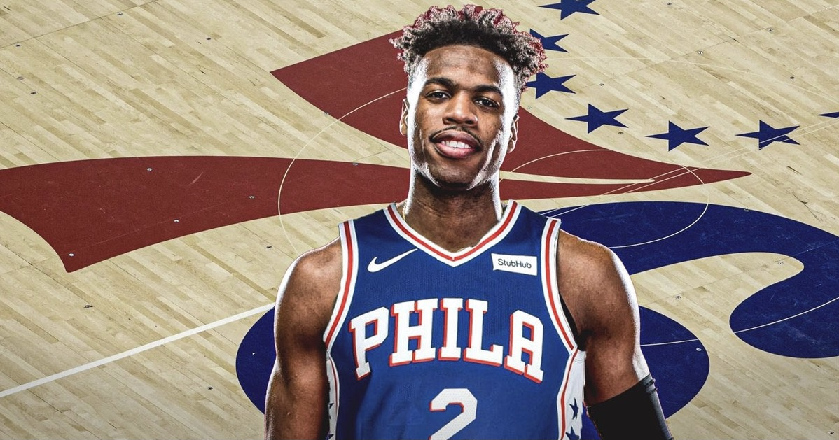 Is Buddy Hield Hinting That He's On His Way To The Sixers?
