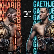 UFC 254: Khabib vs Gaethje Preview