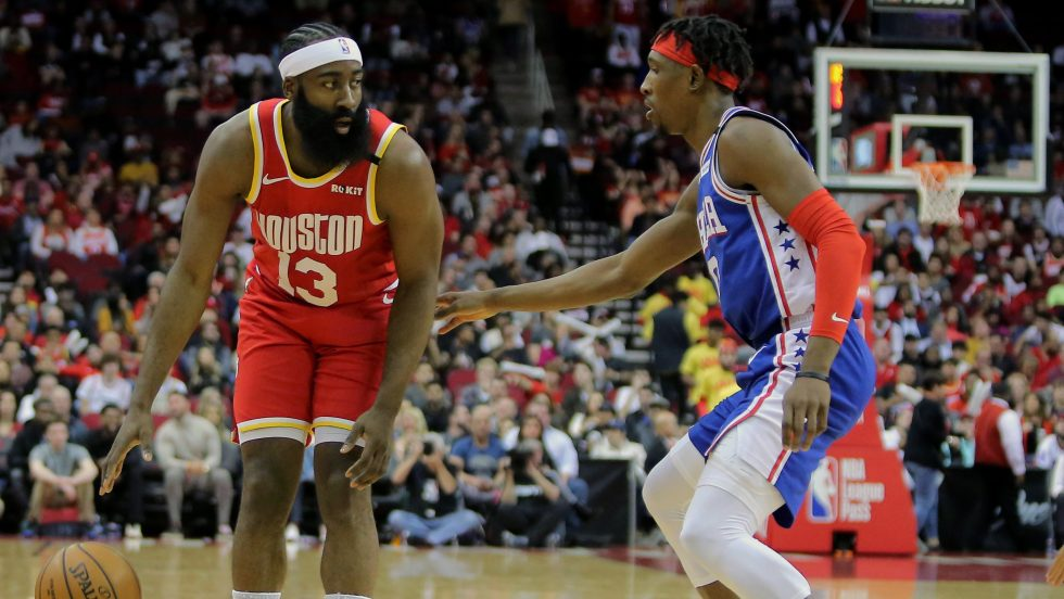 Sixers and Daryl Morey Are In Hot Pursuit of Rockets Star James Harden