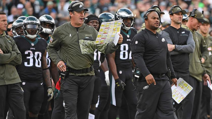 BREAKING: Eagles Coach Tested Positive