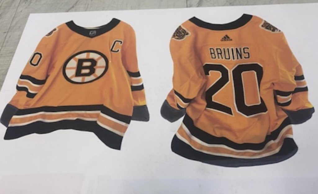 Adidas/NHL Revealing Reverse Retro Look