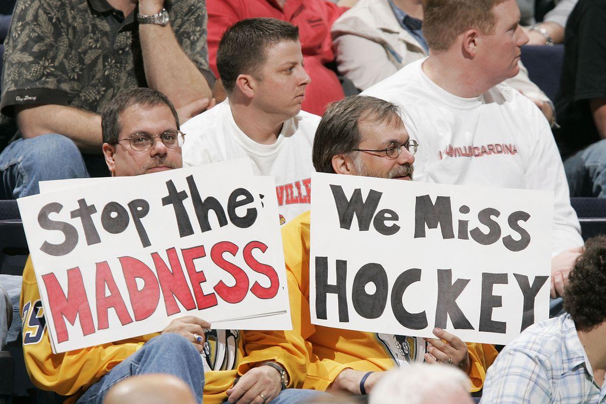 Is The NHL Season Doomed?