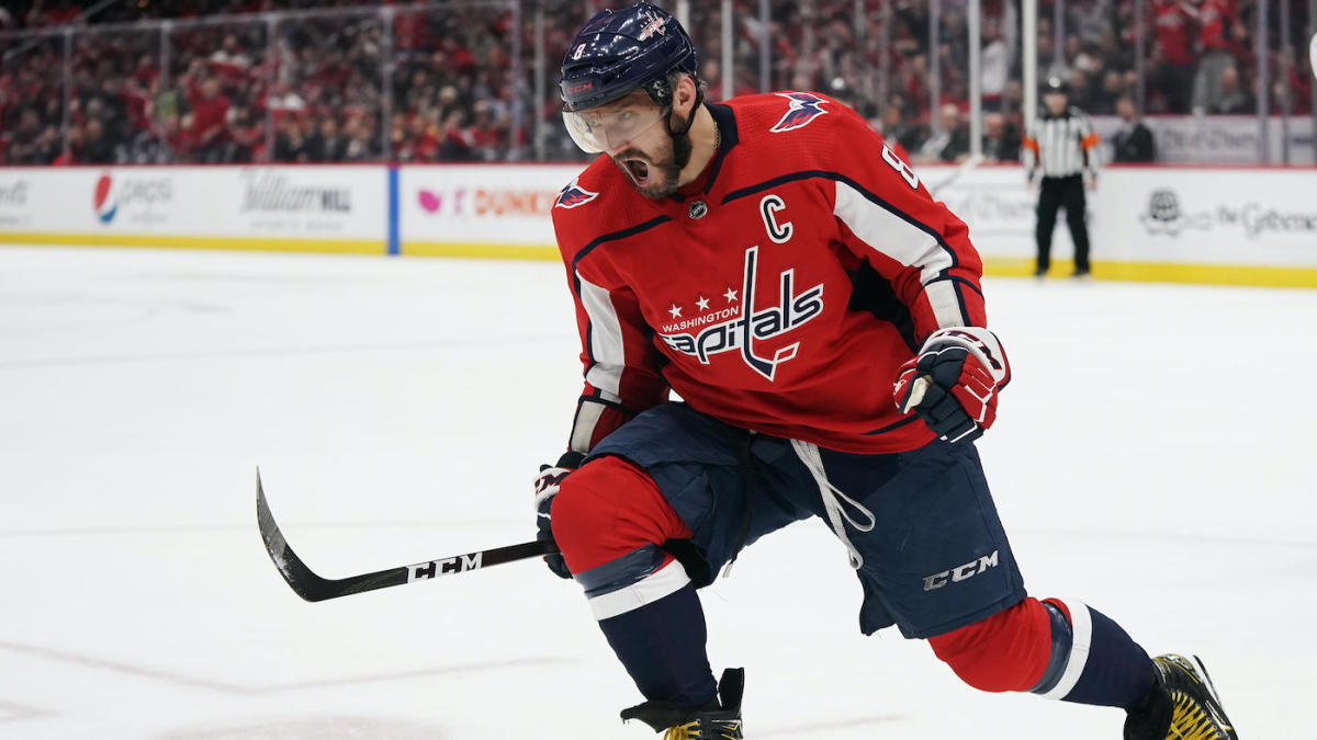 Ovechkin To The KHL