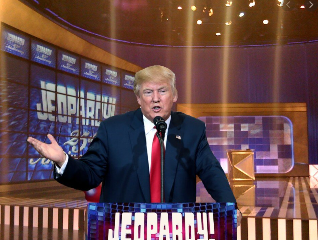 Donald Trump Could Already Have His Next Job Lined Up As Jeopardy Host