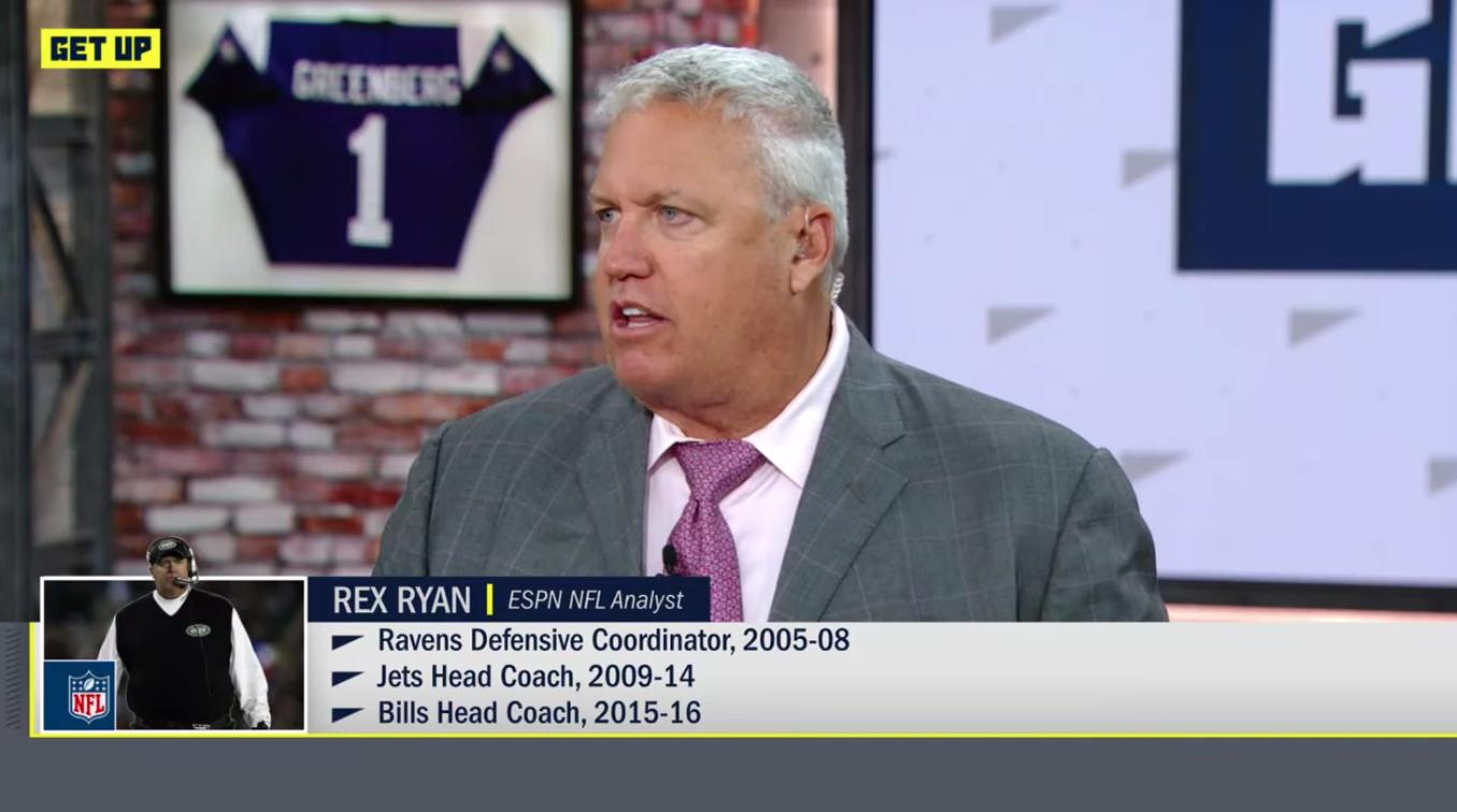 Rex Calls Carson Wentz Garbage. Relax Rex