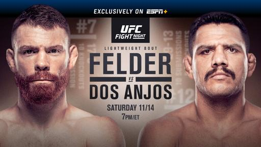 What To Expect From UFC Vegas 13: Felder vs Dos Anjos