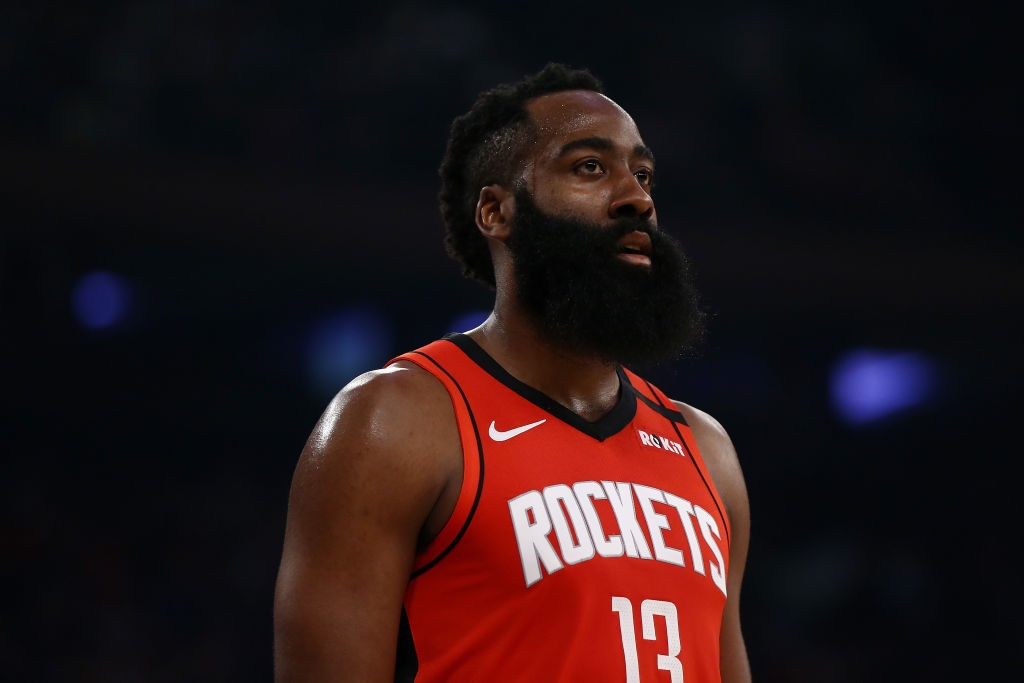 "Sixers Now ""Favorites"" To Land James Harden"