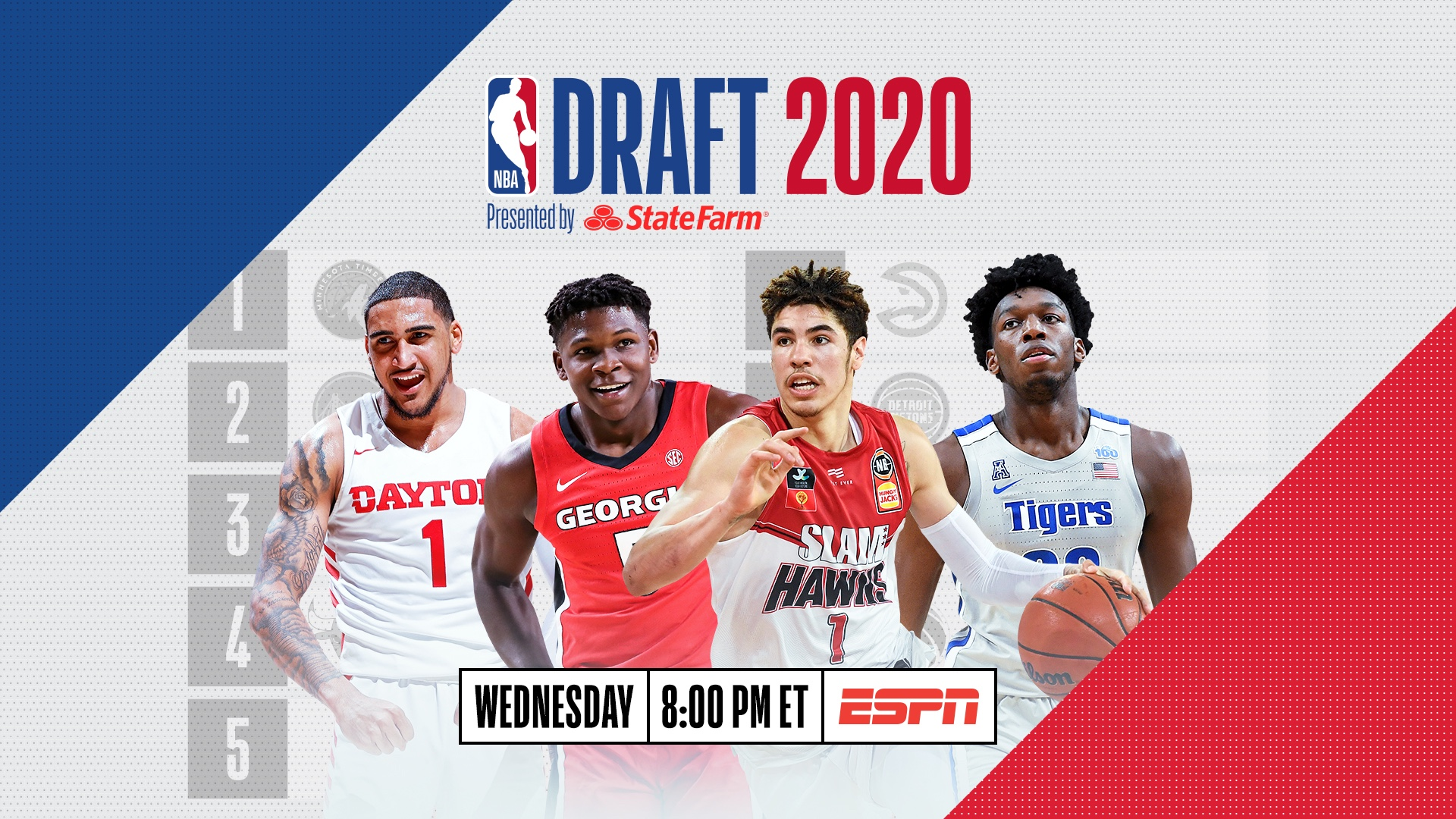 Brandeds Mock Draft 2.0 – It's Draft Day