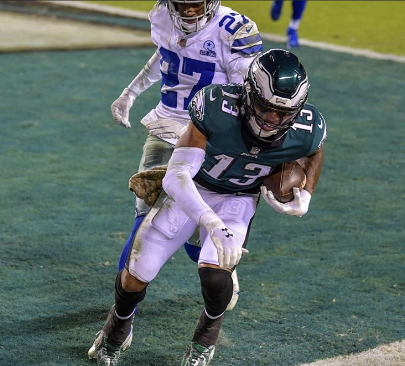 Five Positive Takeaways From Week 8 Eagles VS Cowboys